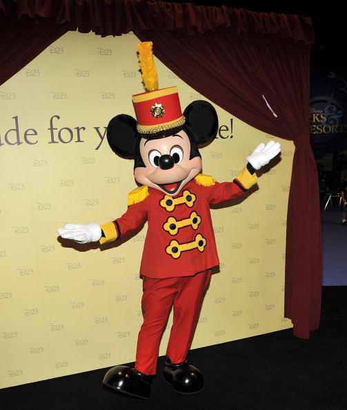 ミッキーマウス「Walt Disney Studios' D23 Expo - Day 4」:写真・画像(6)[壁紙.com]