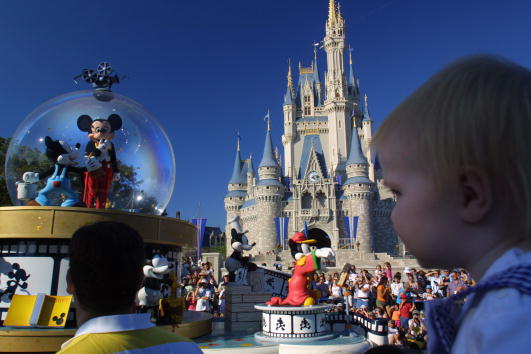Disney World「Walt Disney World」:写真・画像(1)[壁紙.com]