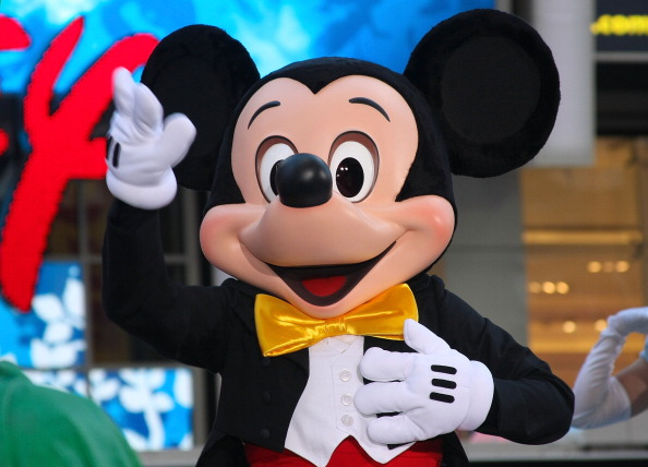 Mickey Mouse「Disney Store Times Square Grand Opening」:写真・画像(16)[壁紙.com]