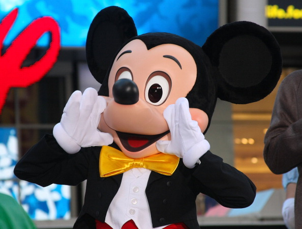 Mickey Mouse「Disney Store Times Square Grand Opening」:写真・画像(2)[壁紙.com]