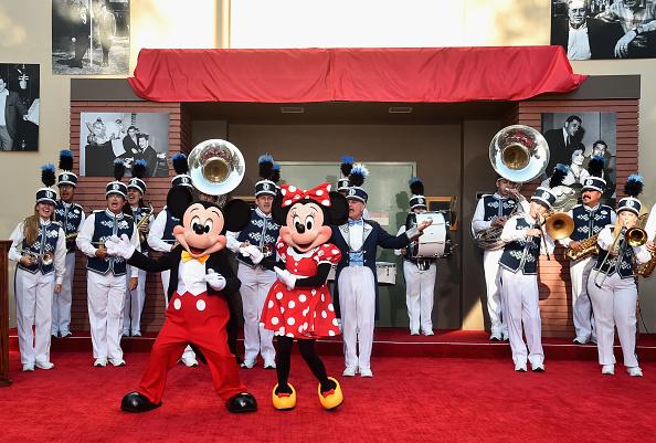 ミニーマウス「World Premiere Of Disney's 'Christopher Robin'」:写真・画像(8)[壁紙.com]