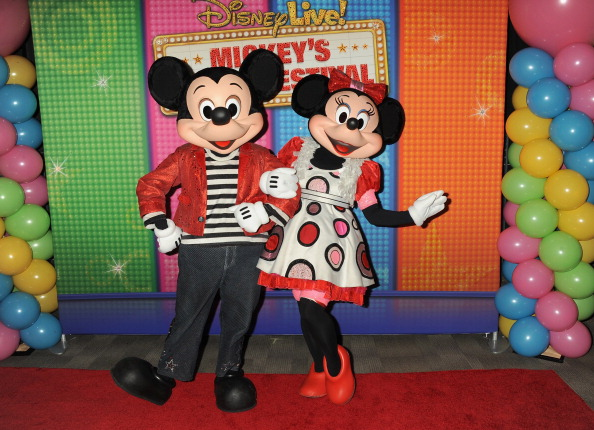 Mickey Mouse「Disney Live! Mickey's Music Festival」:写真・画像(19)[壁紙.com]