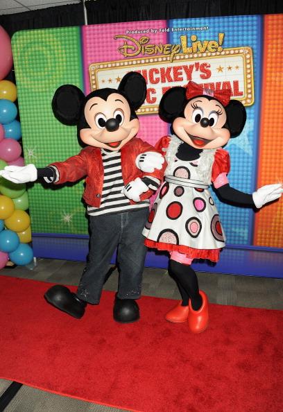 ミニーマウス「Disney Live! Mickey's Music Festival」:写真・画像(0)[壁紙.com]