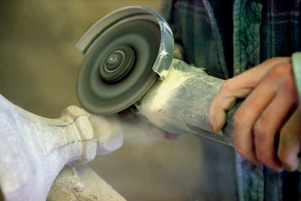 Grinder - Industrial Equipment「Grinding decorative stone.」:写真・画像(7)[壁紙.com]