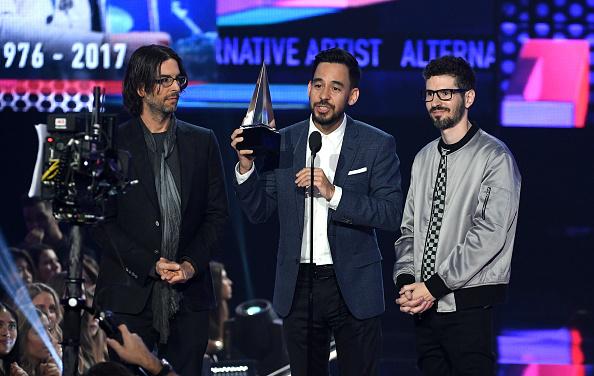 リンキン・パーク「2017 American Music Awards - Show」:写真・画像(16)[壁紙.com]