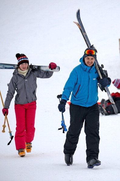 Skiing「Scotland Enjoys The Snow As The UK Is Braced For Further Storms」:写真・画像(18)[壁紙.com]