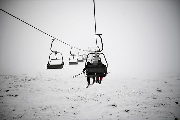 Skiing「Scottish Skiers Take To The Slopes」:写真・画像(10)[壁紙.com]