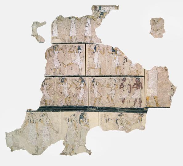 黒「Fragment Of Wallpainting From The Tomb Of The Dancers」:写真・画像(16)[壁紙.com]