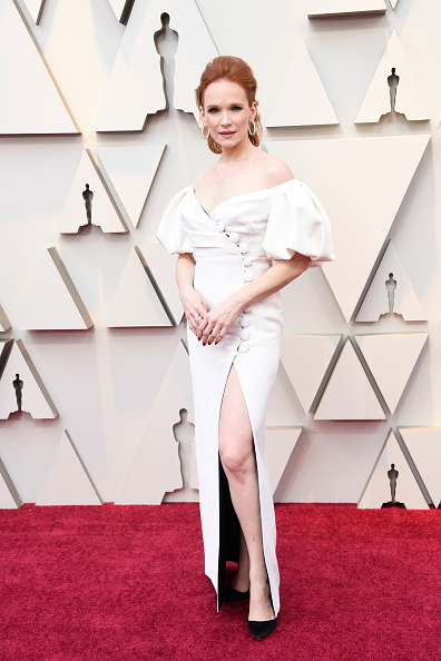 Thigh High Slit「91st Annual Academy Awards - Arrivals」:写真・画像(16)[壁紙.com]