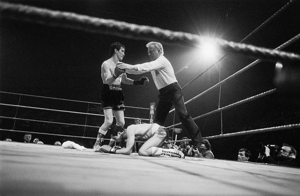 Barry McGuigan「EBU Featherweight Title Fight - McGuigan V Gallouze」:写真・画像(3)[壁紙.com]