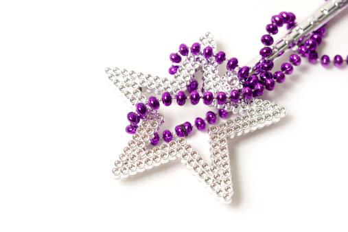 星型「Diamond wand」:スマホ壁紙(14)