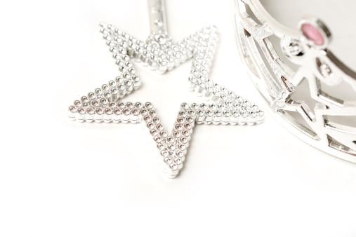 星型「Diamond wand」:スマホ壁紙(15)