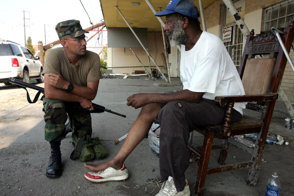 Eddie House「Hurricane Katrina Aftermath - Day 16」:写真・画像(0)[壁紙.com]