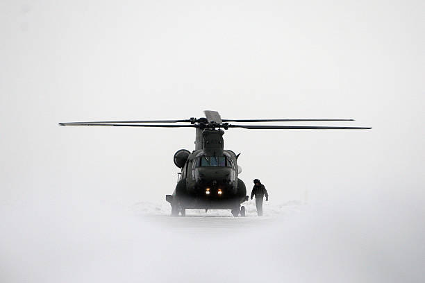 New Chinook Mk3 Helicopters Arrive At RAF Odiham Before Afghan Deployment:ニュース(壁紙.com)