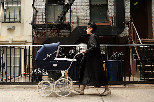 Brooklyn - New York「Study Shows Jewish Population In New York City Grows, After Years Of Decline」:写真・画像(5)[壁紙.com]