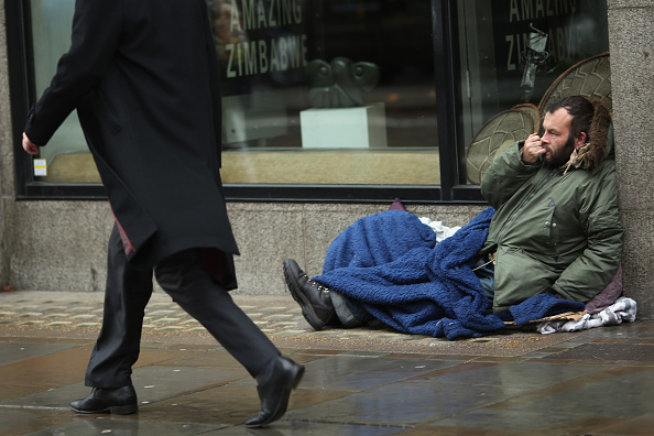 Homelessness「Homeless Figures In London Double In Past Six Years According To Charities」:写真・画像(8)[壁紙.com]