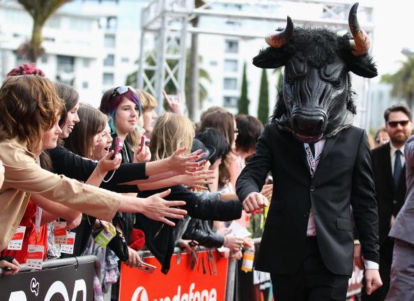 Spark Arena「2010 Vodafone Music Awards - Arrivals」:写真・画像(9)[壁紙.com]