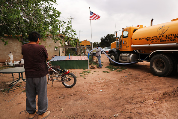 New Mexico「Rising Temperatures And Drought Conditions Intensify Water Shortage For Navajo Nation」:写真・画像(8)[壁紙.com]