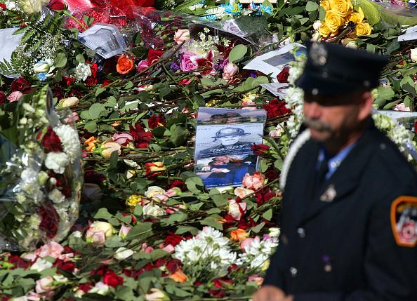 Stephen Rose「Fourth Anniversary Remembrance of September 11 Terror Attacks」:写真・画像(2)[壁紙.com]