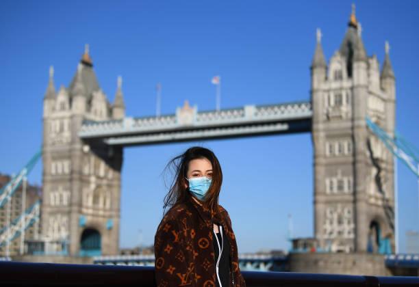 The UK Adjusts To Life Under The Coronavirus Pandemic:ニュース(壁紙.com)