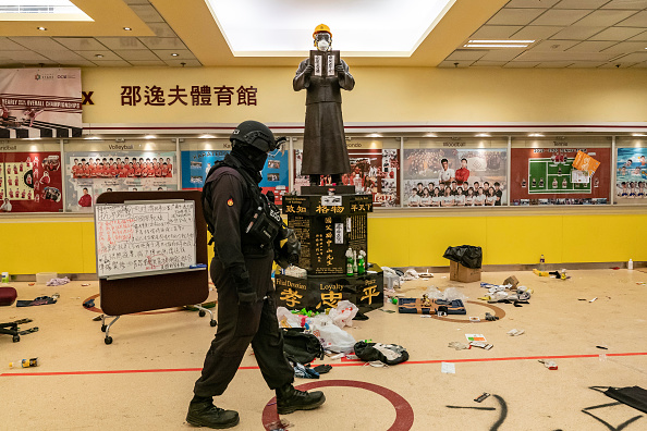University「Anti-Government Protests in Hong Kong」:写真・画像(4)[壁紙.com]