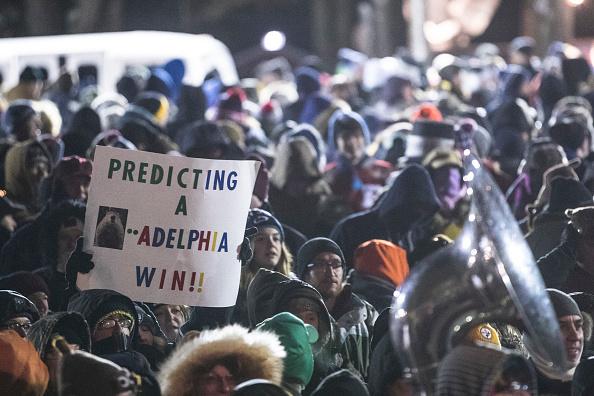 "Philadelphia Eagles「""Punxsutawney Phil"" Makes Annual Winter Prediction On Groundhog Day」:写真・画像(1)[壁紙.com]"