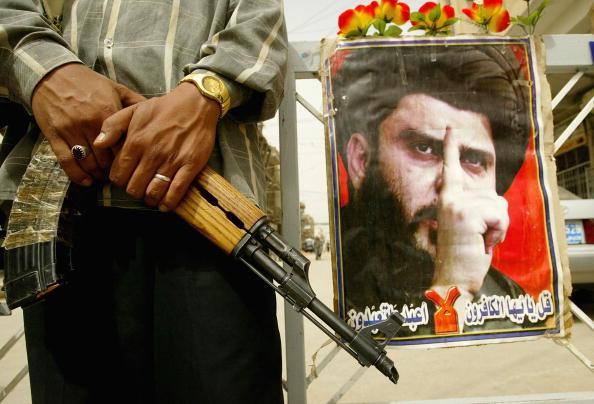 Muqtada Al-Sadr「Najaf Standoff Continues Amid Negotiations」:写真・画像(13)[壁紙.com]