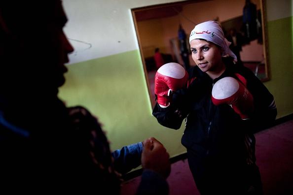 Kabul「Afghan Women Boxers Train For London 2012 Olympics」:写真・画像(7)[壁紙.com]