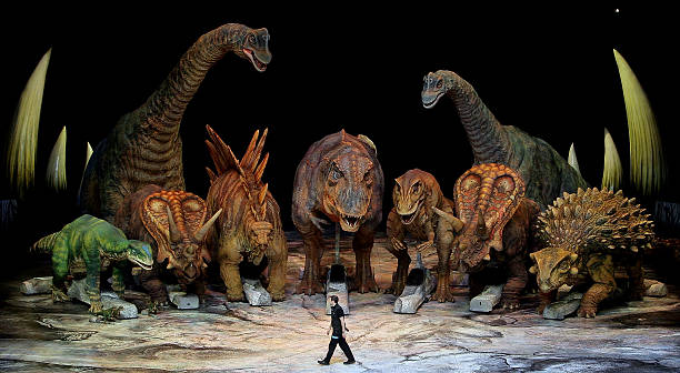 Dinosaurs Arrive At The O2 For The Arena Spectacular:ニュース(壁紙.com)