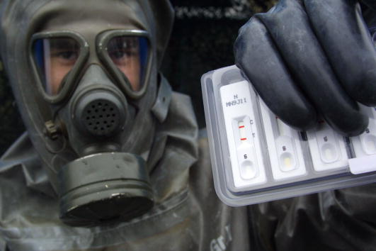 Unhygienic「German Biohazard Troops」:写真・画像(3)[壁紙.com]