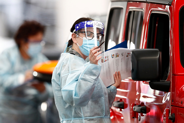 Melbourne - Australia「Testing Continues In Melbourne COVID-19 Hotspots As Victoria Records 75 New Coronavirus Cases」:写真・画像(17)[壁紙.com]