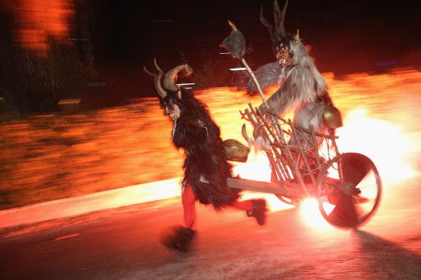 Austria「Krampus Creatures Parade In Search Of Bad Children」:写真・画像(14)[壁紙.com]