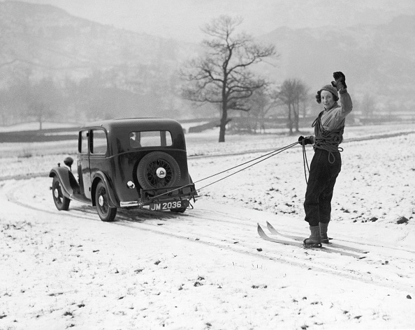 Snow「Lake District Skier」:写真・画像(15)[壁紙.com]