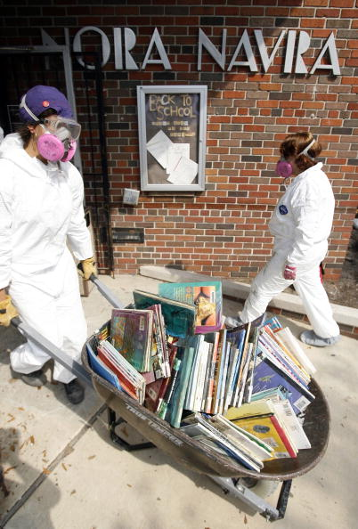Environmental Cleanup「New Orleans Hosts Librarians In First Major Convention Since Katrina」:写真・画像(11)[壁紙.com]