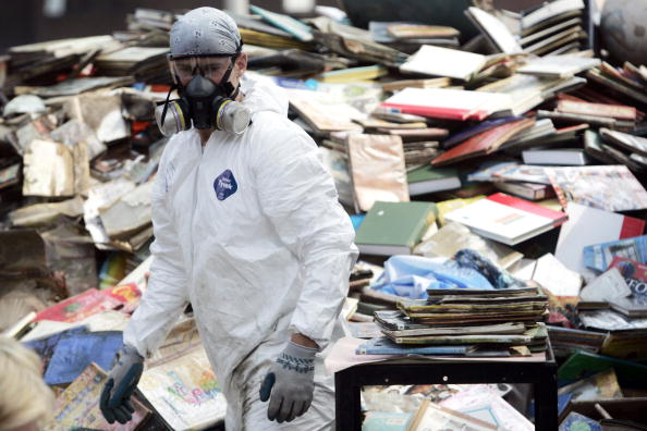 Environmental Cleanup「New Orleans Hosts Librarians In First Major Convention Since Katrina」:写真・画像(10)[壁紙.com]