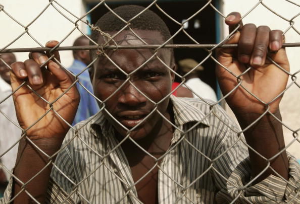 Men「Congolese People Struggle To Establish Themselves After Years Of Conflict And Natural Disaster」:写真・画像(10)[壁紙.com]