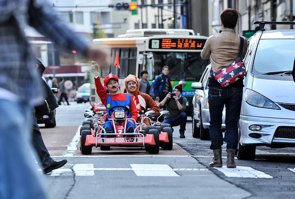 東京「Real Mario Kart In Tokyo」:写真・画像(19)[壁紙.com]