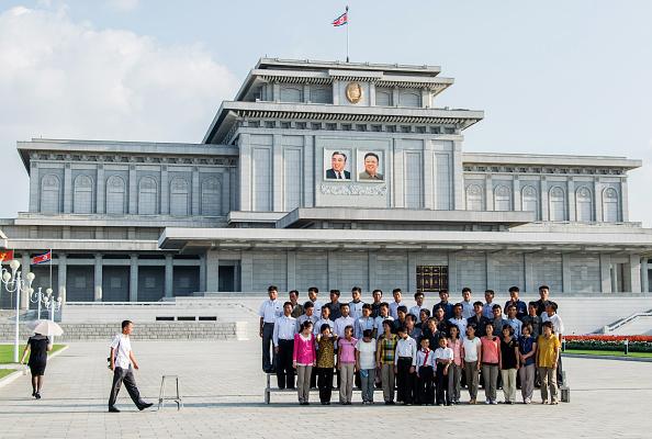 Pyongyang「Scenes Of North Korea As Tensions Ease Between North And South」:写真・画像(4)[壁紙.com]