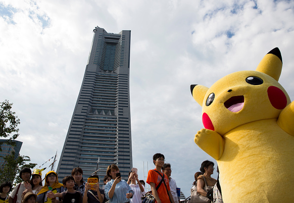 Game「Pikachu Outbreak Festival」:写真・画像(3)[壁紙.com]