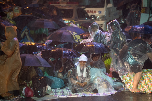 Waiting「Preparations For Thailand's King Bhumibol Funeral」:写真・画像(0)[壁紙.com]