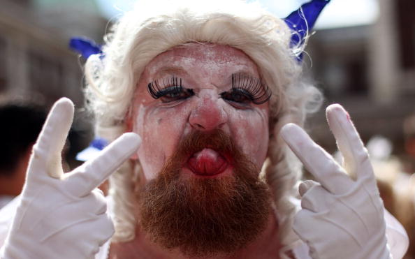 Dan Kitwood「Gay Pride Weekend In London」:写真・画像(4)[壁紙.com]