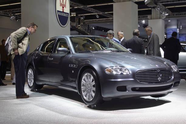 Maserati at the Frankfurt Auto Show:ニュース(壁紙.com)