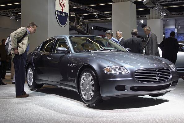 Corporate Business「Maserati at the Frankfurt Auto Show」:写真・画像(5)[壁紙.com]