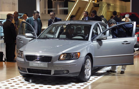 Corporate Business「Volvo at the Frankfurt Auto Show」:写真・画像(4)[壁紙.com]
