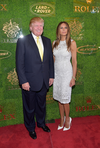 US Republican Party Presidential Candidate「Trump Invitational Grand Prix Mar-a-Lago Club」:写真・画像(2)[壁紙.com]