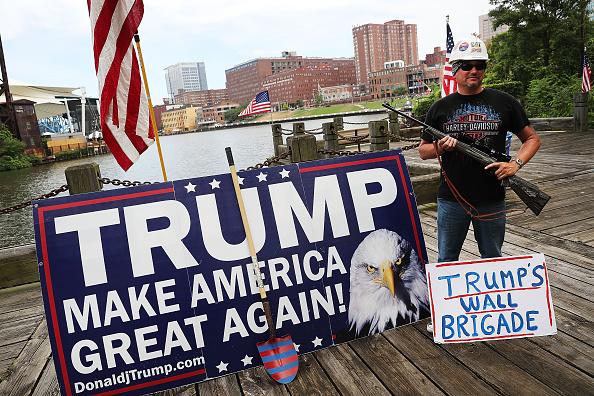 オハイオ州 クリーブランド「Republican National Convention: Day One」:写真・画像(6)[壁紙.com]