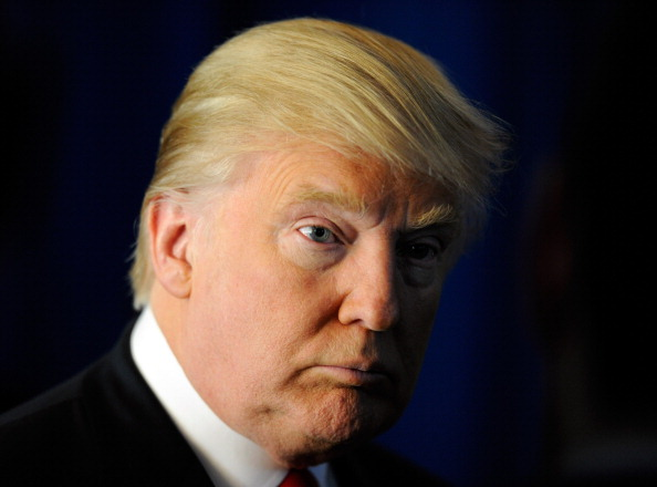 髪「Donald Trump Endorses GOP Candidate Mitt Romney In Las Vegas」:写真・画像(1)[壁紙.com]
