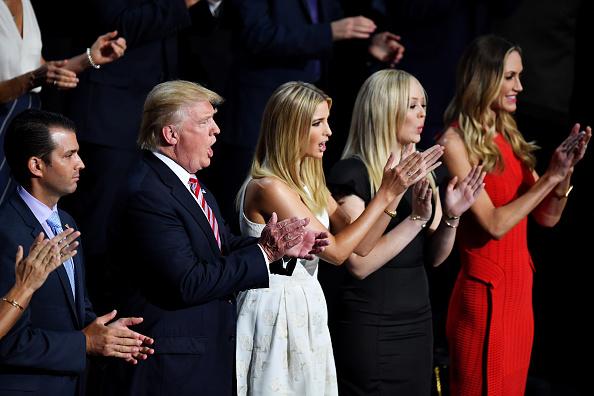 2016年共和党全国大会「Republican National Convention: Day Three」:写真・画像(19)[壁紙.com]