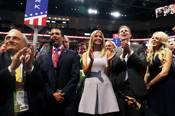 2016年共和党全国大会「Republican National Convention: Day Two」:写真・画像(14)[壁紙.com]