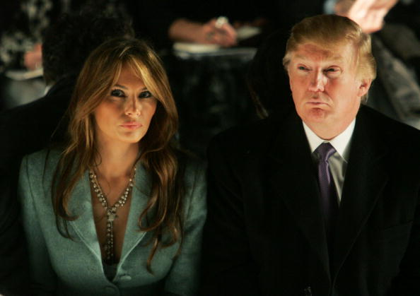 Married「Michael Kors Fall 2005  - Front Row」:写真・画像(18)[壁紙.com]